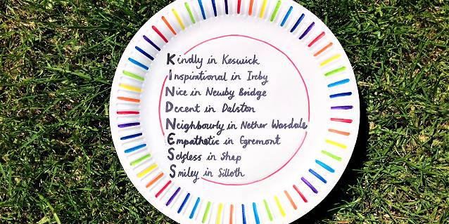Plates of Kindness Competition