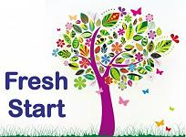 Logo: Remove Fresh Start