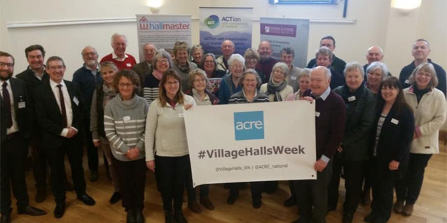 Cumbria Village Halls Network gets online!